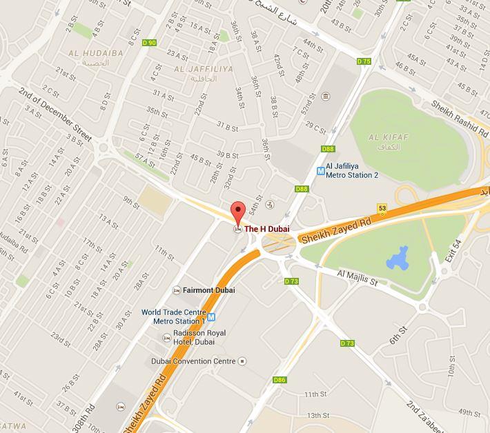 Google map snip